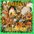 Album cover art for the aim release Welcome Home by Osibisa.