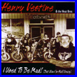 Album cover art for the aim release Crawfish Soiree by Henry Vestine & The Heat Bros