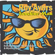 Album cover art for the aim release Sunshine Man by Roy Ayers