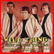 Album cover art for the aim release Wild Thing by The Troggs