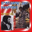 Album cover art for the aim release Portrait Of A Maniac by Screamin' Jay Hawkins