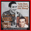 Album cover art for the aim release The Best Of by Faron Young