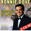 Album cover art for the aim release  Mountain Of Love - 2cd by Ronnie Dove